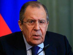 """Lavrov'dan """"Türkiye"""" açıklaması"""