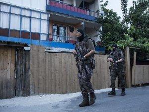 İstanbul'da terör örgütü DAEŞ operasyonu