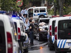Hırsızlardan polise silahla saldırı