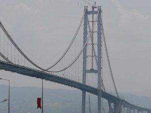 Köprü geçişine yüzde 8 KDV
