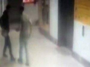 Terörist kahraman polise böyle ateş etti
