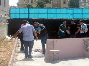 Konya'da Suriyeli mülteci intihar etti