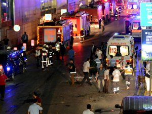 Atatürk Havalimanı'ndaki terör saldırısında ölenlerin sayısı 44'e yükseldi