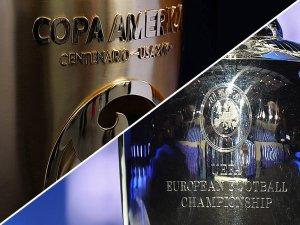 Copa America ve EURO 2016 şampiyonu maç yapacak
