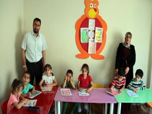 Oyun oynayarak Kur'an-ı Kerim'i öğreniyorlar