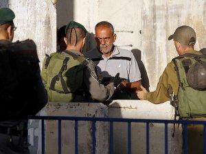 İsrail'den 'Mescid-i Aksa' engeli