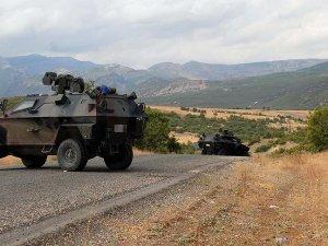 Tunceli'de bazı alanlar 'geçici askeri güvenlik bölgesi' ilan edildi