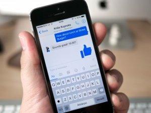 Facebook Messenger'da yeni özellik