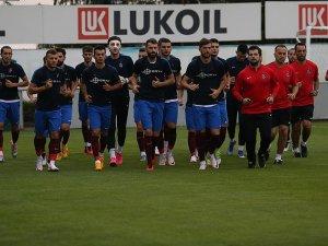 Trabzonspor'un yurt dışı kampı yarın başlıyor