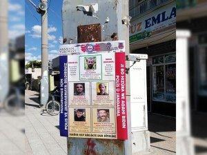 Adıyaman'da teröristlerin listesi yayınlandı