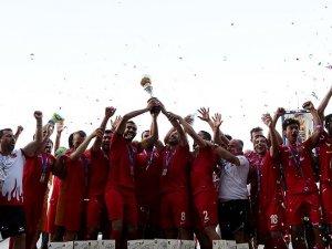 İşitme Engelliler Milli Futbol Takımı dünya şampiyonu oldu