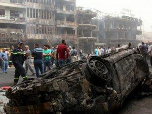 DEAŞ Bağdat'ı kana buladı! 60 ölü