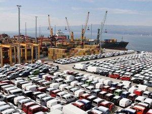 Otomotivden 8 yılın en yüksek aylık ihracatı