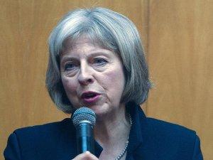 İngiltere İçişleri Bakanı May'den Brexit açıklaması