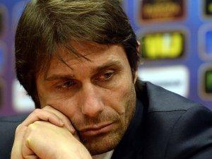 Conte'nin üzüntüsü devam ediyor