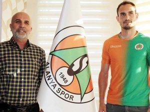 Alanyaspor Badias'ı transfer etti