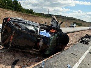 Trafik kazalarında 22 kişi hayatını kaybetti