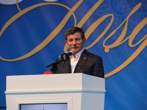 Davutoğlu Konya'da iftara katıldı