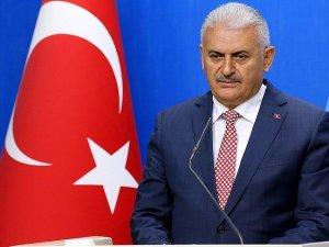 Başbakan Yıldırım, Irak Başbakanı İbadi'ye taziyelerini iletti