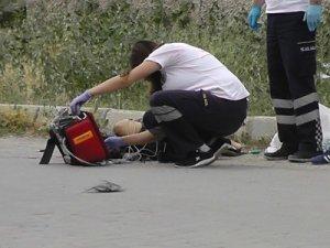 Kadın sokak ortasında öldürüldü!