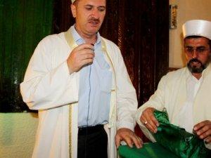 Seydişehir'de Sakal-ı Şerif ziyarete açıldı
