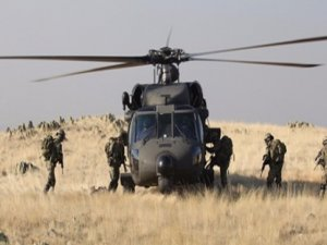 Karadeniz'de PKK sığınakları bulundu!