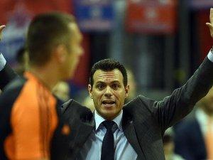 THY Avrupa Ligi'nde yılın başantrenörü Itoudis