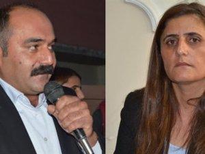 HDP milletvekilleri Van'da teröristin cenaze töreninde katıldı