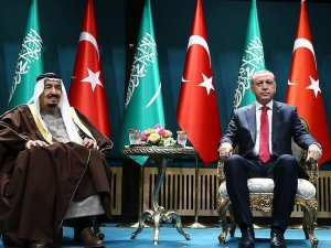 Cumhurbaşkanı Erdoğan terör saldırısı sonrası Kral Selman'ı aradı