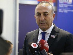 Çavuşoğlu: Türkiye terör örgütü DAEŞ ile tüm imkanlarıyla savaşıyor