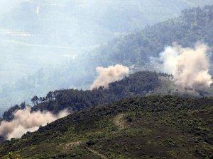 Türkmendağı'nda çatışmalar bayram günü şiddetlendi