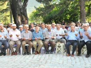Akşehir'de arife duası
