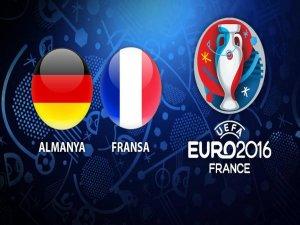 Almanya ile Fransa 28. kez karşı karşıya