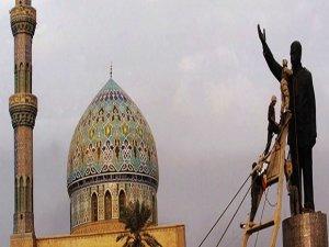 """""""Saddam'ın heykelini yeniden dikmek isterim"""""""