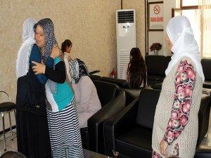 Terör mağduru aileler bayramı otelde geçiriyor