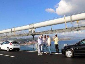 Osmangazi Köprüsü'nde bunu yapanlar yandı!