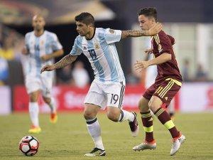 Inter'e Arjantinli orta saha