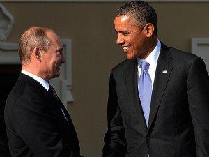 Obama ile Putin bölgesel sorunların çözümünü görüştü