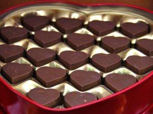 """Milyar dolarlık çikolata """"aşkı"""""""