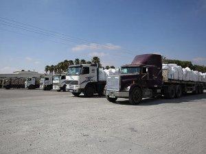 'İyilik gemisi'nden 50 tırlık yardım daha Gazze'ye ulaştı