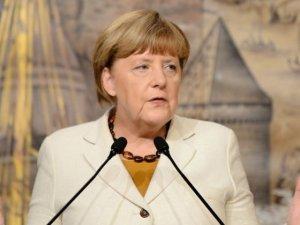 Merkel'den kritik 'İncirlik' açıklaması
