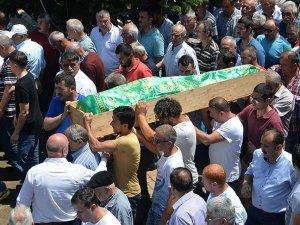 Ordu'da yaşamını yitirenlerin cenazeleri toprağa verildi