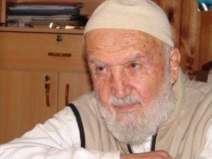 Said Nursi'nin talebesi Abdullah Yeğin vefat etti