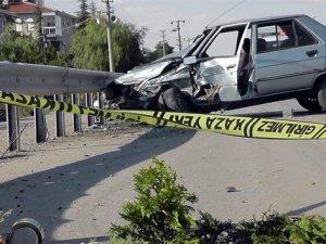 Konya'da trafik kazası: 1'i ağır, 3 yaralı
