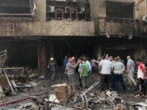 Bağdat'taki saldırıda ölü sayısı 292'ye yükseldi