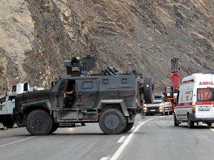 Zırhlı polis aracı kaza yaptı: 7 yaralı