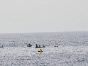 Göçmen teknesinin enkazından 217 ceset çıkarıldı