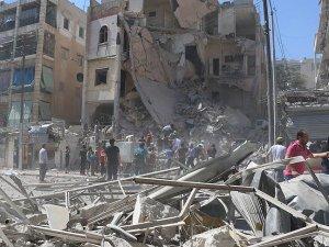 Esed ve Rus güçleri bayramda sivilleri vurdu: 22 ölü