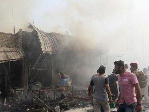 Türbeye intihar saldırısı: 50 ölü, 65 yaralı