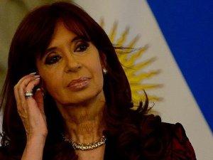 Eski Arjantin Devlet Başkanı'nın banka hesapları donduruldu